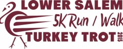 Lower Salem Turkey Trot: 5K Run & Walk
